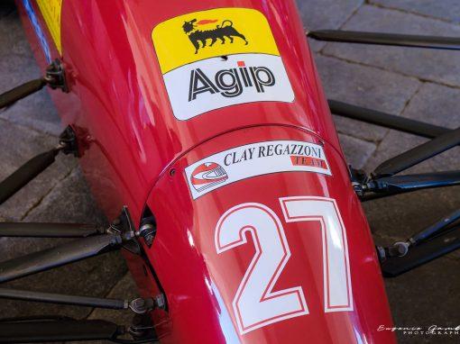 Clay Regazzoni 2019