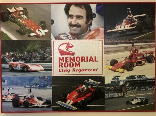 Clay Regazzoni Memorial Room 2019